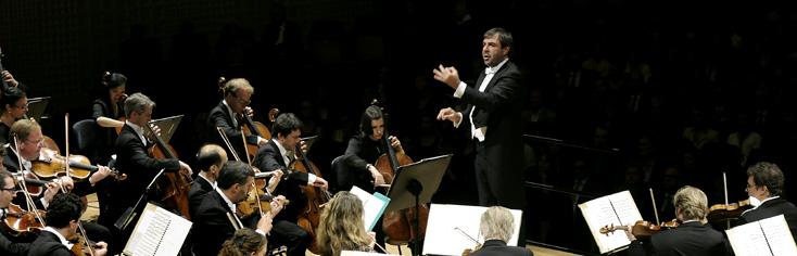 Daniele Gatti dirige le Koninklijk Concertgebouworkest au Festival de Lucerne