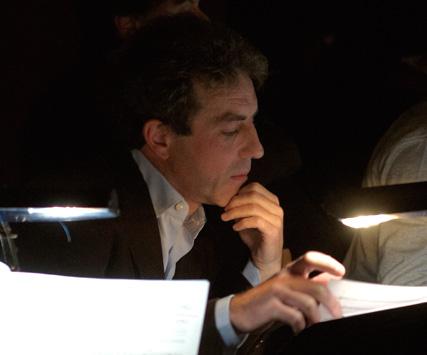 le compositeur Stefano Gervasoni rencontre Bertrand Bolognesi, musicologue