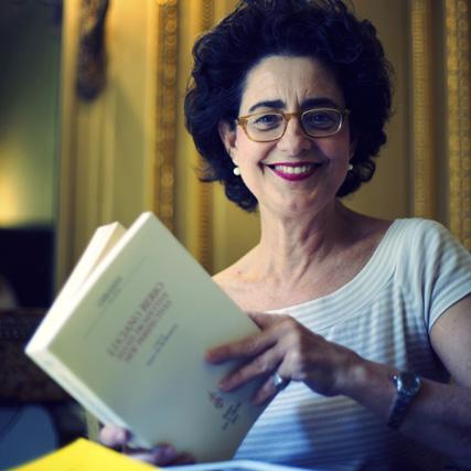 Marina Valensise, directrice de l'Institut culturel italien de Paris