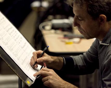 le musicologue Bertrand Bolognesi rencontre Stefano Gervasoni, compositeur