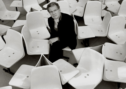 Martin Gester joue les Leçons de Ténèbres à l'Oratoire du Louvre (Paris)