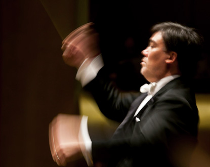 Alan Gilbert et le New York Philharmonic Orchestra au Lincoln Center
