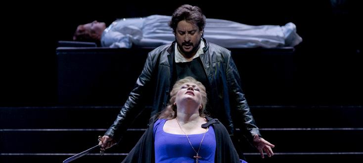 La gioconda d'Amilcare Ponchielli à l'Opéra national de Paris (Bastille)