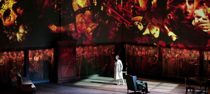 Riccardo Chailly joue Giovanna d'Arco (1845), l'opéra de Verdi, à Milan