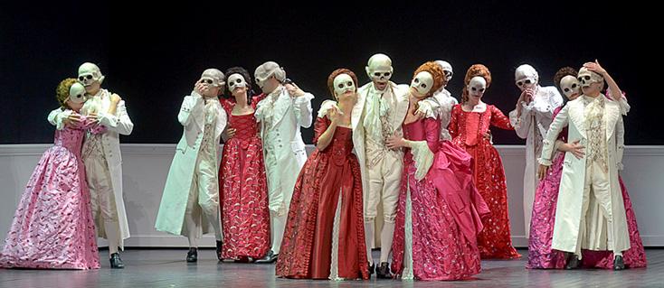 Don Giovanni vu par Stéphane Braunschweig au Théâtre des Champs-Élysées (Paris)