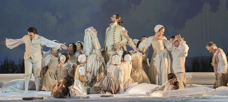 Un nouveau Don Giovanni, par Daniel Benoin (scène) et György G. Ráth (fosse)