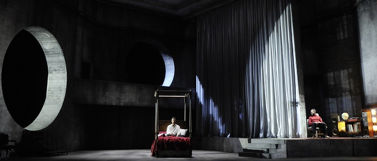 Don Giovanni (Mozart) mis en scène par Dávid Márton par l'Opéra national de Lyon