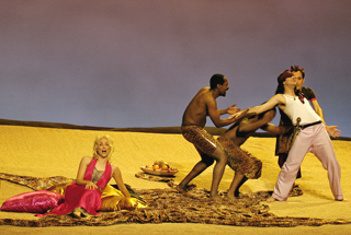 Irina Brook massacre Giulio Cesare de Händel au Théâtre des Champs-Élysées !