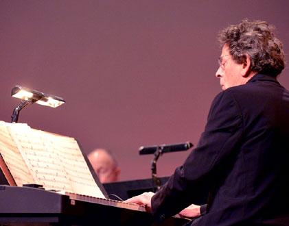 Philip Glass invité par le fesstival Nouveau Siècle de Saint-Étienne