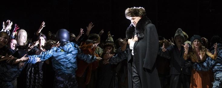 L'excellent Mikhaïl Petrenko est Boris Godounov à Genève (Opéra des Nations)