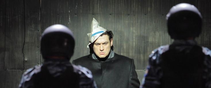 Alexander Tsymbalyuk est Boris Godounov à Munich