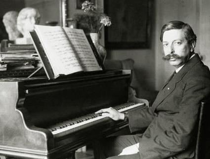 le compositeur espagnol Enrique Granados