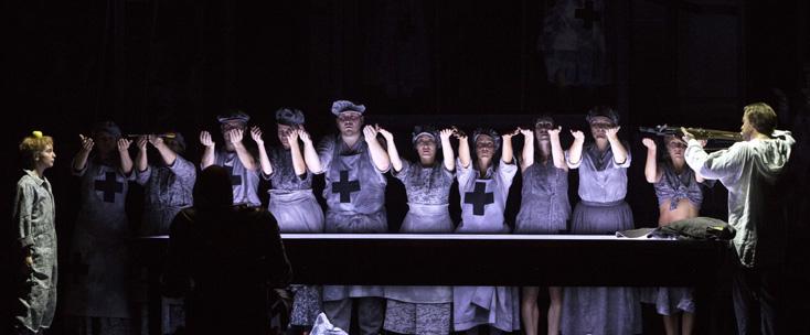 Guillaume Tell, opéra de Gioachino Rossini au Grand Théâtre de Genève