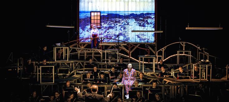 Jean-Philippe Clarac et Olivier Deloeil signent Peer Gynt à l'Opéra de Limoges