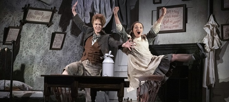 """Hänsel und Gretel"" d'Humperdinck au festival Grange Park Opera 2019"