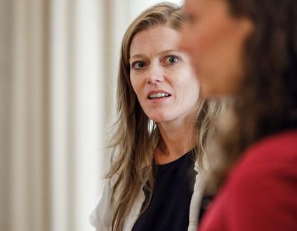 le soprano canadien Barbara Hannigan donne cinq master classes à Lucerne