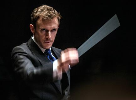 Daniel Harding dirige l'Orchestre de Paris : Berh et Mahler, le 19 mai 2016