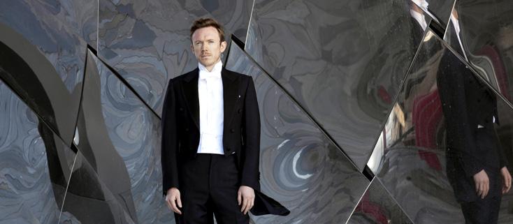 à la tête de son Orchestre de Paris, Daniel Harding joue l'opus 50 de Schumann