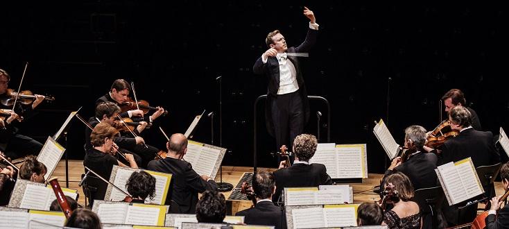 Daniel Harding joue la Sixième de Mahler pour ouvrir la saison 2017/18