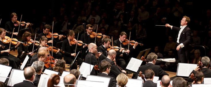 Szenen aus Goethes Faust de Schumann par Daniel Harding et l'Orchestre de Paris