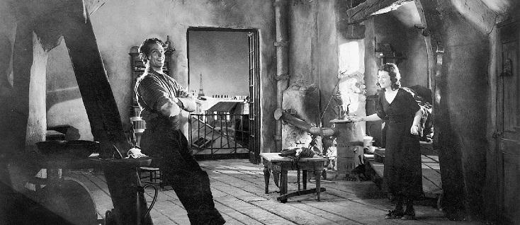 Seven Heaven, film de Frank Borzage (1927), musique de Timothy Brock