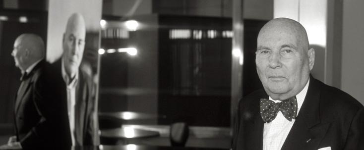 Hans Werner Henze dont l'Opéra d'Amsterdam présente The Bassarids