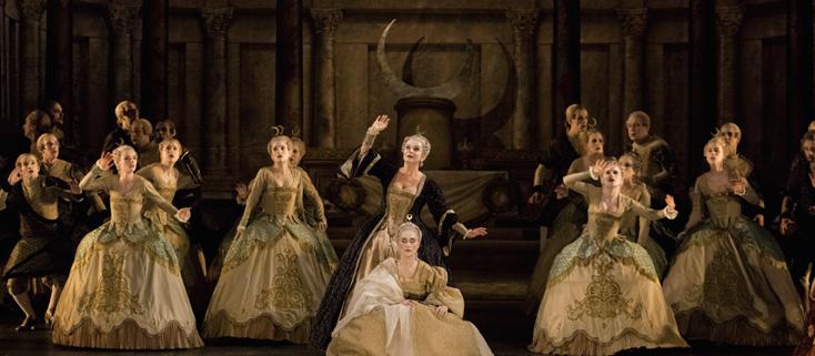 Hippolyte et Aricie (Rameau) au Palais Garnier (photo Agathe Poupeney)