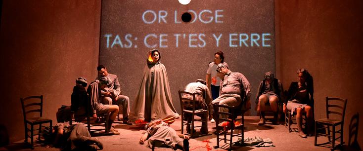l'Opéra de Montpellier fait découvrir L'hirondelle inattendue de Szymon Laks