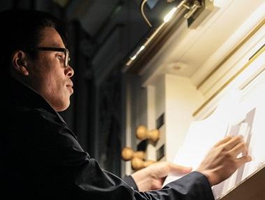 Au festival Bach en Combrailles, Jean-Luc Ho joue Die Kunst der Fuge