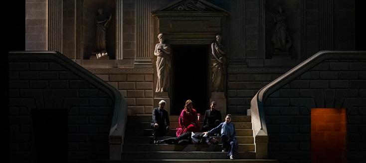 """Vincent Huguet met en scène """"Les contes d'Hoffmann"""" (Offenbach) à Bordeaux"""