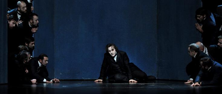 Les contes d'Hoffmann (Offenbach) par Laurent Pelly à l'Opéra national de Lyon