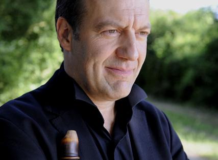le hautboiste et chef d'orchestre Hugo Reyne ouvre le Festival de La Chaise-Dieu