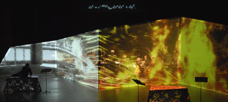Hypermusic prologue, opéra d'Hèctor Parra au festival Agora (IRCAM)