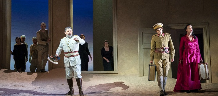 Au Buxton Festival 2018, Stephen Medcalf met en scène Idomeneo de Mozart
