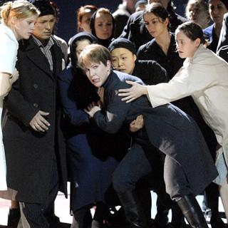 Joyce DiDonato dans l'Idomeneo (Mozart) de Luc Bondy au Palais Garnier