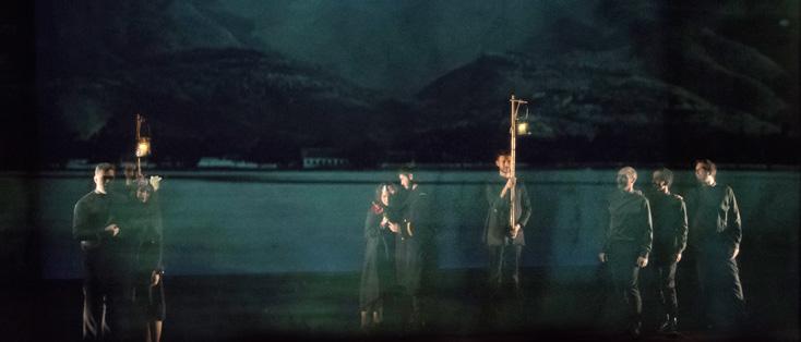Julien Masmondet joue L'île du rêve, opéra-comique de Reynaldo Hahn