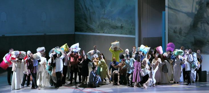 Sidi Larbi Cherkaoui met en scène Les Indes galantes à la Bayerische Staatsoper