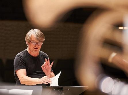 """Ingo Metzmacher et les Bamberger Sinfoniker dans un menu """"entartete Musik"""""""