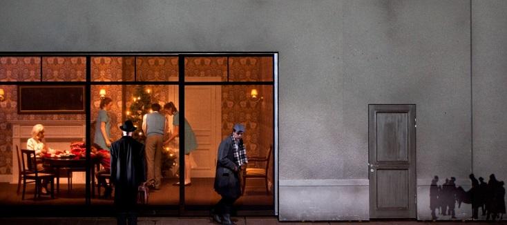 L'invisible, un nouvel opéra d'Aribert Reimann, créé à la Deutsche Oper Berlin