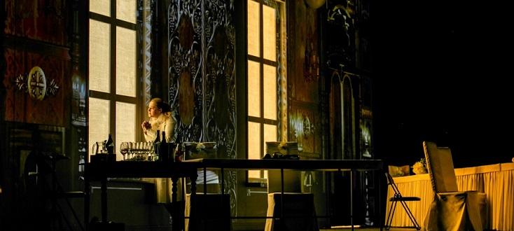 """Iolanta"" de Tchaïkovski mis en scène par Andriy Zholdak à Saint-Pétersbourg"