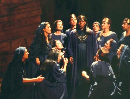 Bernard Pisani met en scène Iphigénie en Tauride (Gluck) à l'Opéra de Tours