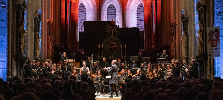 "Hervé Niquet joue ""Israel in Egypt"", oratorio d'Händel, au Festival Berlioz"