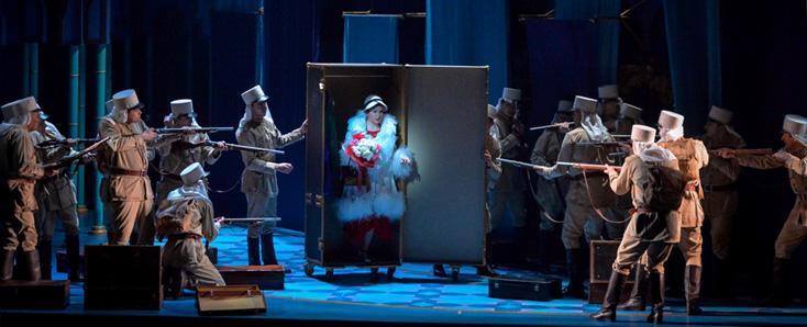 L'Italiana in Algeri (Rossini) à l'affiche de l'Opéra d'Avignon