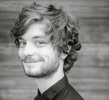Jack Sheen (25 ans), l'un des jeunes compositeurs joués à Royaumont 2018