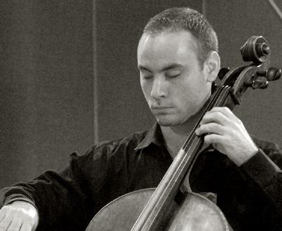 le jeune et talentueux violoncelliste Jakob Koranyi au Festival de Verbier