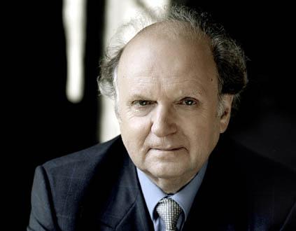 le chef d'orchestre Marek Janowski photographié par Felix Broede