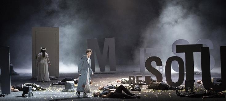 Claus Guth met en scène Jephtha, oratorio d'Händel, à l'Opéra national de Paris