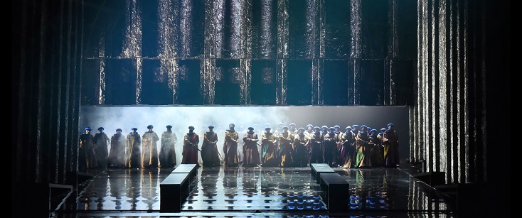 "Splendide ""Jérusalem"" d'Hugo de Ana au Festival Verdi de Parme !"