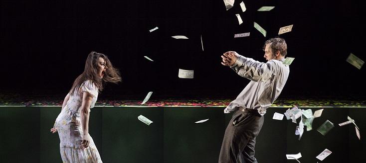 Le joueur (Prokofiev) mis en scène par Karin Henkel à Anvers