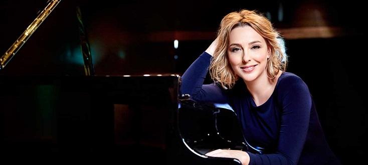 La pianiste espagnole Judith Jáuregui en récital au Lille Piano(s) Festival 2021
